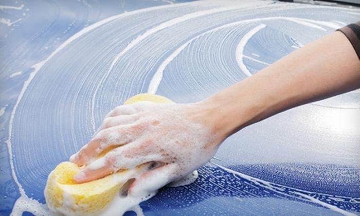 Country Club Car Wash - Multiple Locations: Rain-X Exterior Car Wash or Country Club Best Full-Service Car Wash at Country Club Car Wash