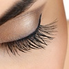 Set of Silk Eyelash Extensions