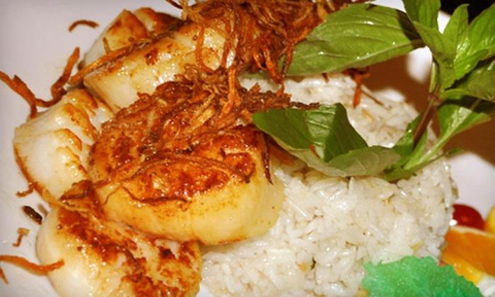 Zendo Asian Bistro & Lounge - Hingham: Pan-Asian Fare at Zendo Asian Bistro & Lounge in Hingham