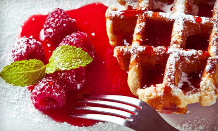 Cork Soakers - Downtown: Sunday Brunch Buffet for Two, Four, or Six at Cork Soakers (Up to 57% Off)