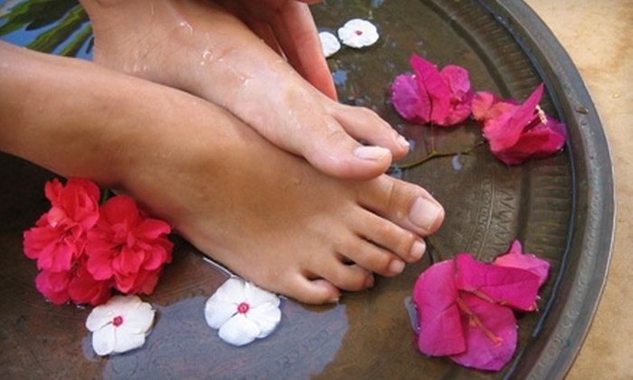 Sculpt Plus - Nixa: $17 for a Basic Pedicure at Sculpt Plus ($35 Value)