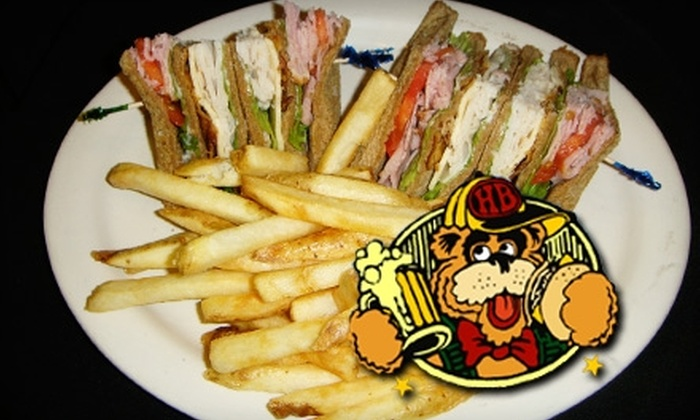 Harry Bear's - Moore: $7 for $15 Worth of American Fare and Drinks at Harry Bear's
