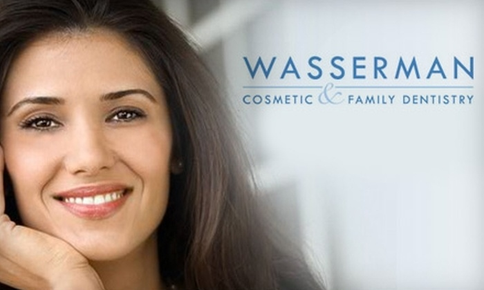 Wasserman Cosmetic and Family Dentistry - North Riverdale: $59 for a Dental Exam, X-rays, Cleaning, and Cosmetic Consultation at Wasserman Cosmetic and Family Dentistry in Riverdale ($285 Value)