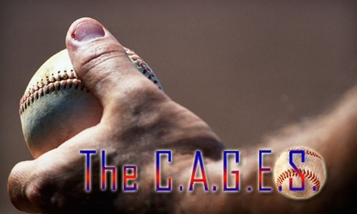 The C.A.G.E.S. - Auburn: $25 for a One-Month Membership to The C.A.G.E.S. in Winder ($85 Value)
