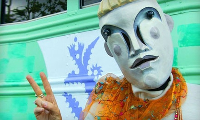 Antenna Theater's Magic Bus - San Francisco: $20 for One Ticket Aboard the Magic Bus From Antenna Theater and Teacher Bus (Up to $40 Value)