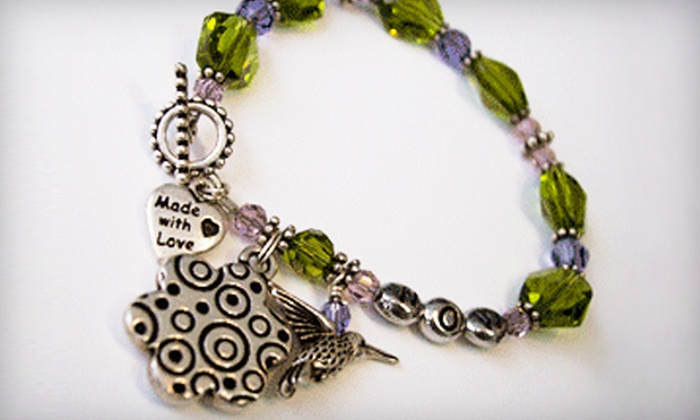 World of Beads - Multiple Locations: $19 for Two Introduction to Jewelry Classes at World of Beads (Up to $38 Value)