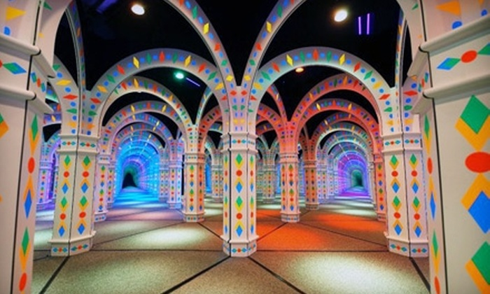 Amazing Mirror Maze - Minneapolis / St Paul: $8 for Two Admissions to the Amazing Mirror Maze in Bloomington (Up to $17.54 Value)