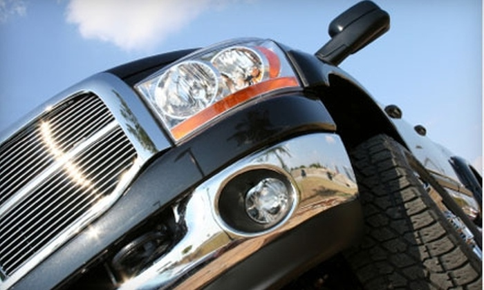 All-Star Mobile Detailing - Ocala: $69 for Full-Service Deluxe Detail from All-Star Mobile Detailing (Up to $159 Value)