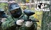 54% Off at Maximum Paintball