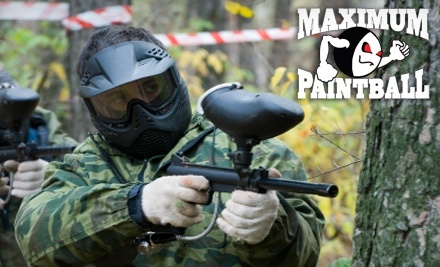 Maximum Paintball TheField - Maximum Paintball TheField in Fresno