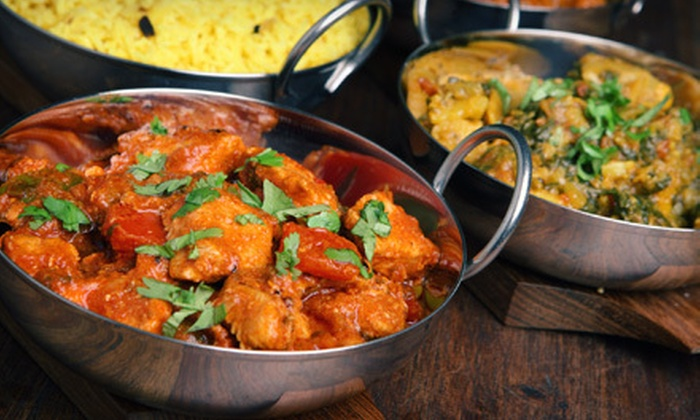 Darbar - Federal Hill,Southeast Baltimore,Fells Point: $15 for $30 Worth of Indian Fare at Darbar