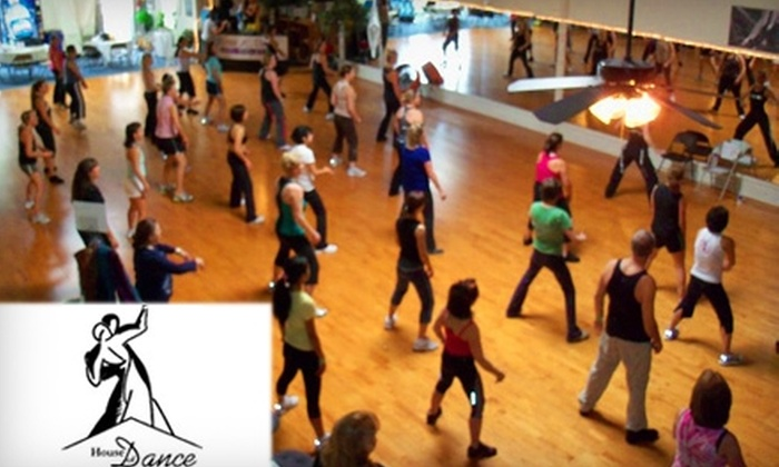 House of Dance - San Buenaventura (Ventura): Zumba Fitness Classes at House of Dance (Up to $66 Value). Choose From Two Options.
