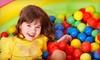 My Gym  - Multiple Locations: $39 for One Month of Kids' Fitness Classes and Open Play Including Membership Fee at My Gym (Up to $154 Value)
