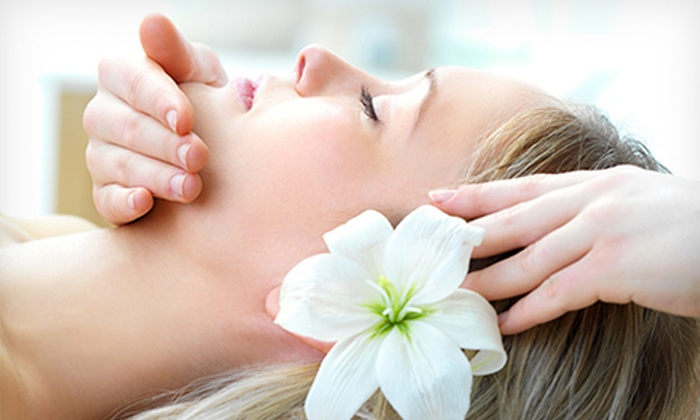 Miami City Massage - Flamingo / Lummus: 60-Minute Deep Blue Sea Massage, 60-Minute Healing Facial, or Both at Miami City Massage (Up to 59% Off)