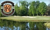 Keith Hills - Neills Creek: 18 Holes of Golf Including a Cart at Keith Hills Golf Club. Choose from Two Options.