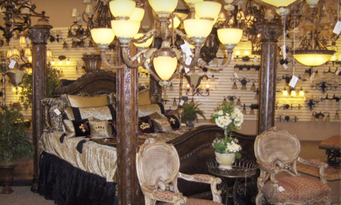 LifeStyles - Multiple Locations: $40 for $100 Worth of Lighting and Home Décor at LifeStyles