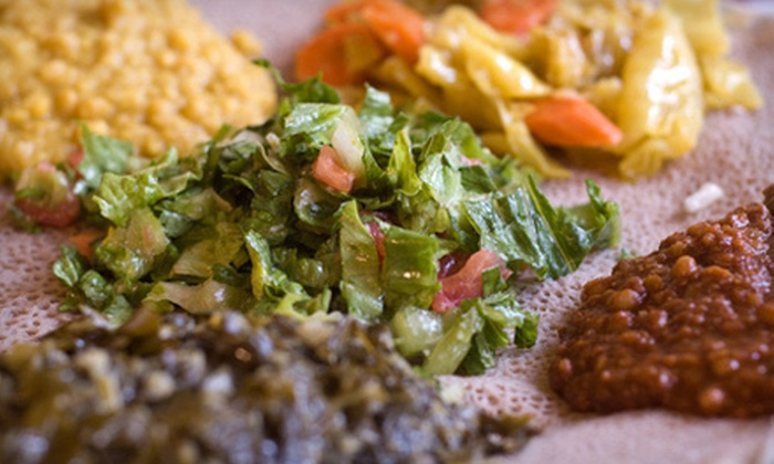 Pan Africa Grill - Seaview: $25 for a Three-Hour African Cooking Class with Dinner at Pan Africa Grill ($50 Value)