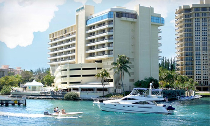 Boca Raton Bridge Hotel - Southeast Boca Raton: $107 for a One-Night Stay for Two at the Boca Raton Bridge Hotel in Florida