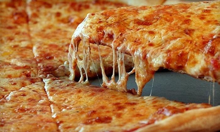 Pembroke Pizza - Virginia Beach: $10 for $20 Worth of Pizza, Pasta, and Salads at Pembroke Pizza in Virginia Beach