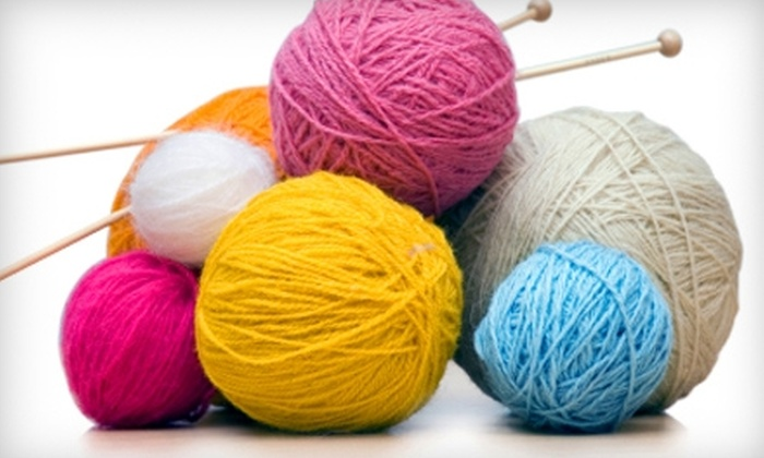Sheepish - Decatur: $12 for $25 Worth of Knitting Supplies or $12 for One Knitting Lesson ($25 Value) at Sheepish in Decatur