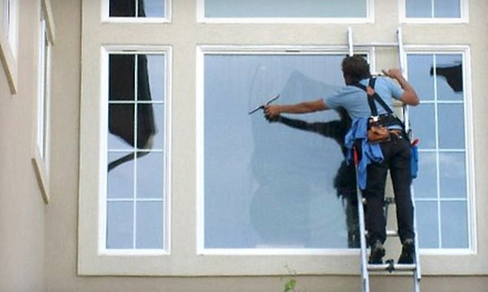 Dutch Shine Window Cleaning - Multiple Locations: $40 for $80 Worth of Power-Washing, Gutter Cleaning, and Window Cleaning from Dutch Shine Window Cleaning