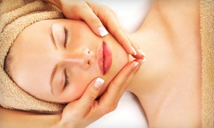 The Encinitas Spa - Encinitas: $25 for an Express Facial, Sugaring Hair Removal, or 30-Minute Massage at The Encinitas Spa (Up to $65 Value)