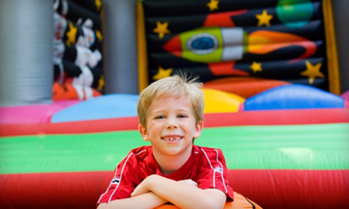 Bouncetown - Multiple Locations: $29 for Two Months of Unlimited Play at Bouncetown ($168 Value)