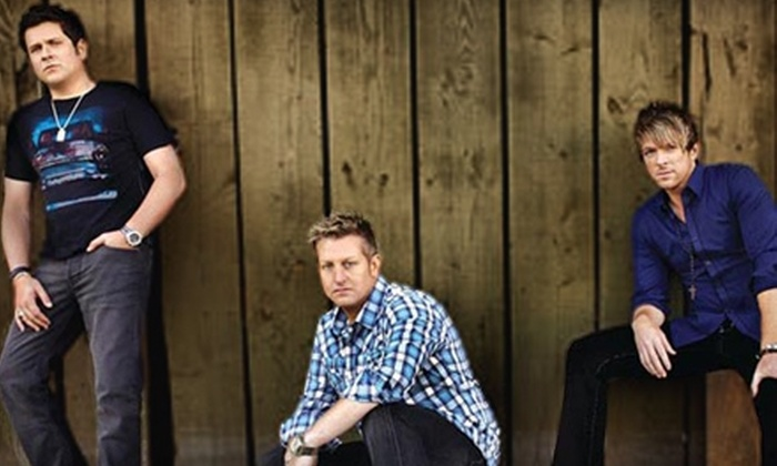 Rascal Flatts at the Cruzan Amphitheatre - West Palm Beach: One Reserved-Seat Ticket to See Rascal Flatts on August 20 at 7 p.m. at the Cruzan Amphitheatre in West Palm Beach (Up to $72.75 Value)