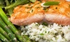 The Falls Landing Eatery - Brevard: $15 for $30 Worth of Hearty American Cuisine and Drinks at The Falls Landing Eatery