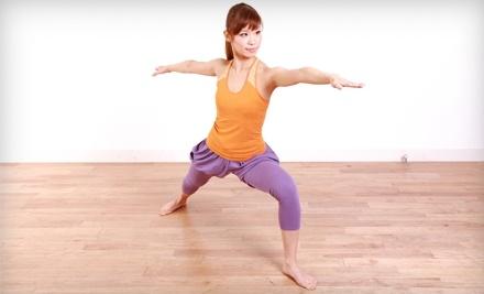 Kashi Atlanta: 5 Yoga Classes - Kashi Atlanta in Atlanta