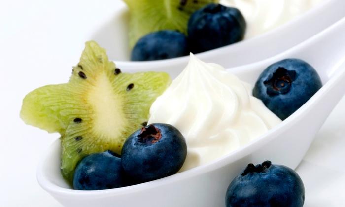 Yogurt Shack - Multiple Locations: $10 for Five Groupons, Each Redeemable for $4 Worth of Frozen Yogurt at Yogurt Shack ($20 Value)