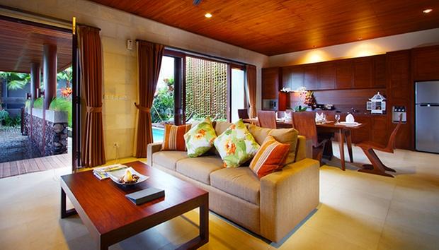Bali:2-Bedroom Private Pool Villa 3