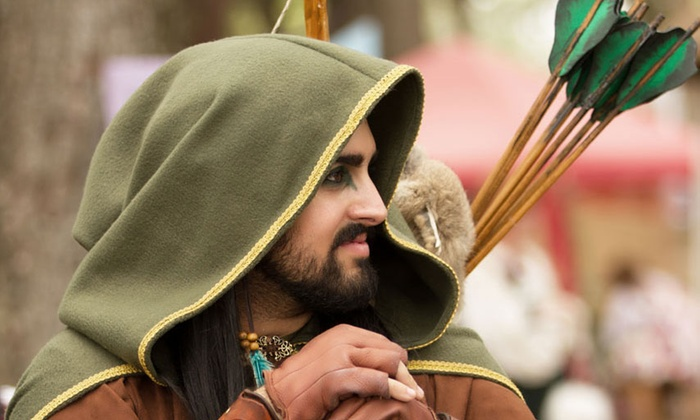 Camelot Days Medieval Festival - Topeekeegee Yugnee Park: Single-Day, Single-Weekend, or Season Pass to Camelot Days Medieval Festival on November 14–22 (Up to 40% Off)