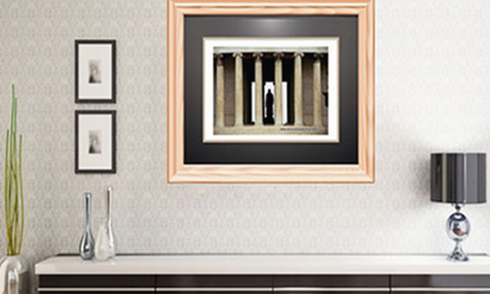 Wall Decor Prints - Downtown Columbia: $50 or $100 Worth of Art Prints from Wall Decor Prints (Up to 65% Off)