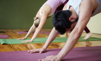 Adult Yoga <strong>Classes</strong> at LiLa Family Yoga (Up to 62% Off)