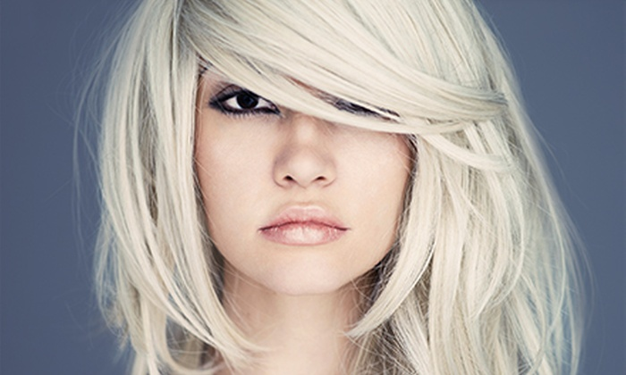 Soho Salon - Johns Creek: Women's Haircut with Optional Single-Process Color or Partial or Full Highlights at Soho Salon (Up to 67% Off)