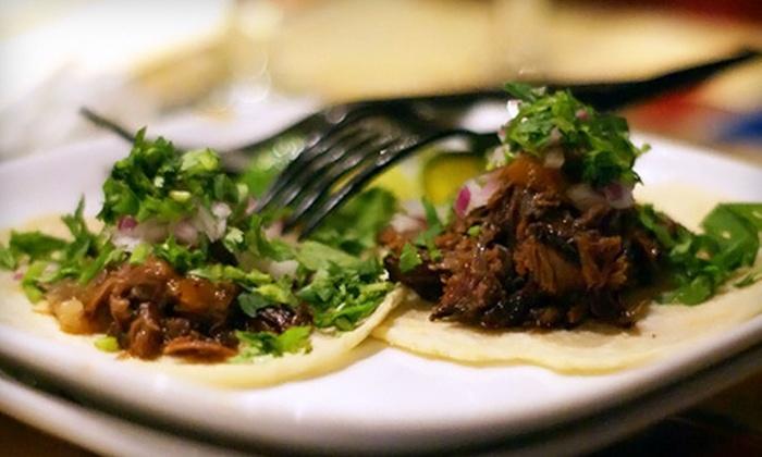 Cocina Poblana - Emeryville: $12 for $25 Worth of Mexican Fare Sunday–Thursday or Friday–Saturday at Cocina Poblana in Emeryville