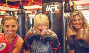UFC Gym -  North Richland Hills: $49 for a Month Membership with Personal Training Session at UFC Gym - North Richland Hills($349 Value)
