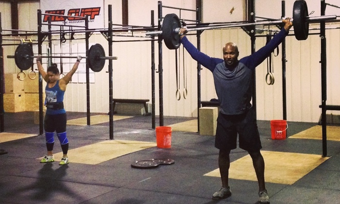 Crossfit Mankind - Snellville-Grayson: Four Weeks of Fitness and Conditioning Classes at CrossFit Mankind (50% Off)