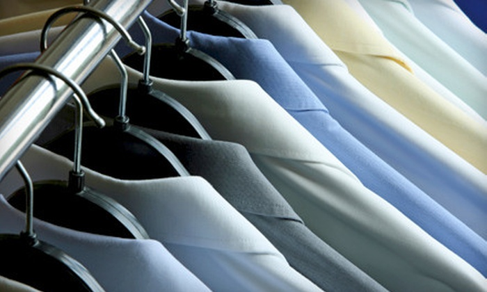 Hi-Tone Cleaners - Multiple Locations: $20 for $40 Worth of Dry Cleaning and Laundry Services at Hi-Tone Cleaners