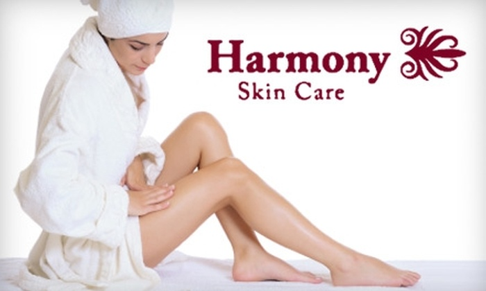 Harmony Skin Care - Midtown Center: $45 for $100 Worth of Waxing Services at Harmony Skin Care
