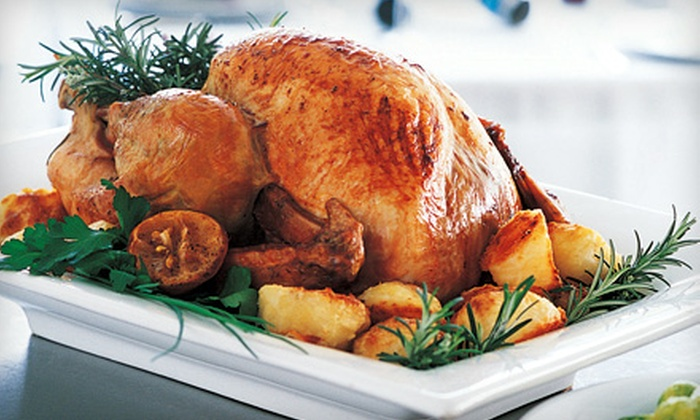 Naturally Fit Food - Pearl: $55 for a Turducken from Naturally Fit Food ($150 Value)