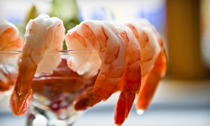Marnick's Restaurant - Stratford: $10 for $20 Worth of Seafood and American Fare Monday–Saturday or Sunday at Marnick's Restaurant in Stratford