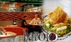 Half Off Fare at Barolo