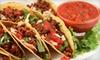 Half Off Mexican Fare at Cuzamil Restaurante Mexicano