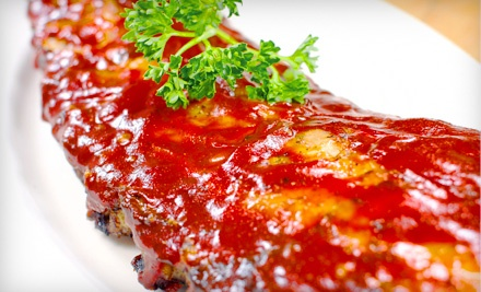 Barbecue Meal for 2 on Mon.Thurs. (up to a $40.48 value) - BBQ4U in Lincoln