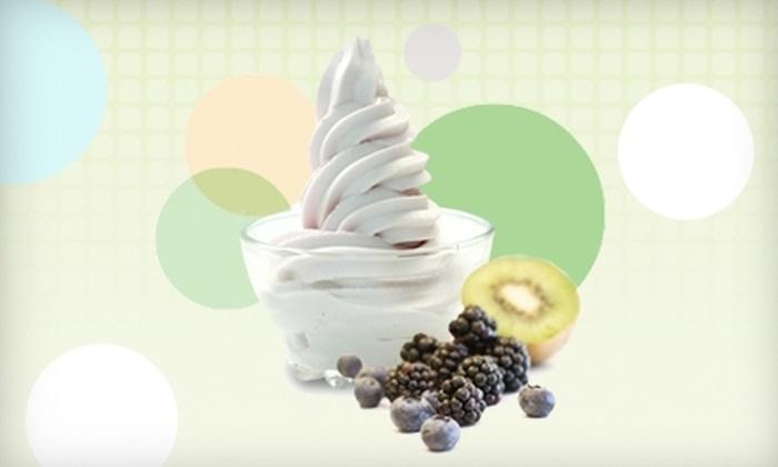 Berry Cool Frozen Yogurt - Cedar Park: $5 for $10 Worth of Frozen Treats at Berry Cool Frozen Yogurt in Cedar Park