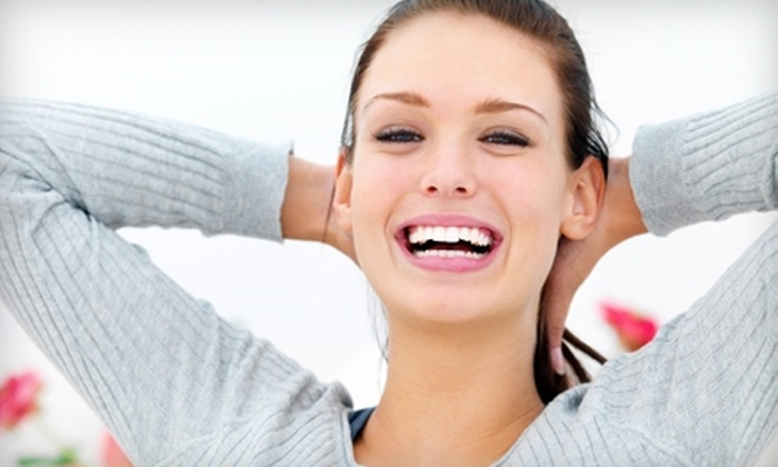 Blown Away! Hair Salon - Tinley Park: $49 for Two Teeth-Whitening Sessions at Blown Away! Hair Salon in Tinley Park ($99.90 Value)