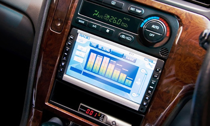 Detailing Dynamics - Novi: Mobile Auto or Boat Audio and Video Equipment and Installation from Detailing Dynamics (Up to 56% Off). Two Options Available.