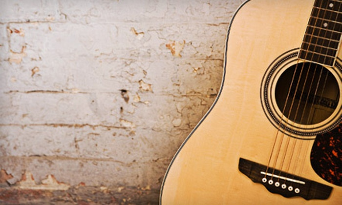 Studio Nine School of Music - Calgary: One or Two Months of Private Music Lessons at Studio Nine School of Music (Up to 69% Off). Two Locations Available.